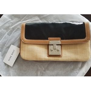Nine West Bag With Chain